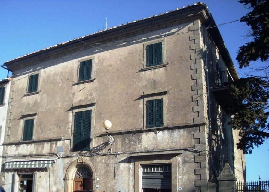 Palazzo-stabile Vendita Arcidosso