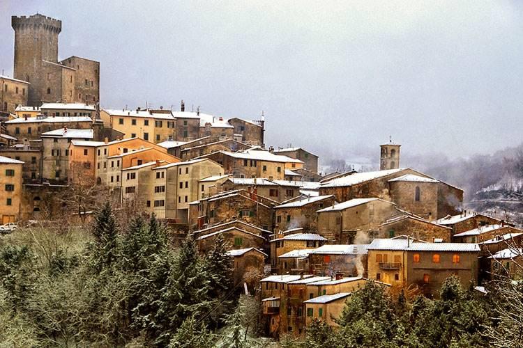Palazzo-stabile in Vendita Arcidosso in provincia di Grosseto