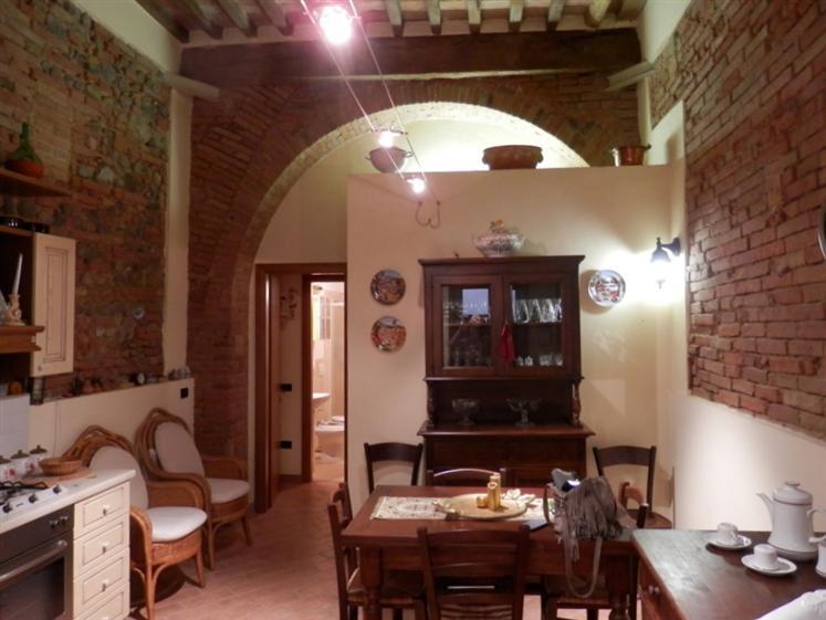 Appartamento indipendente, Peccioli, in ottime condizioni