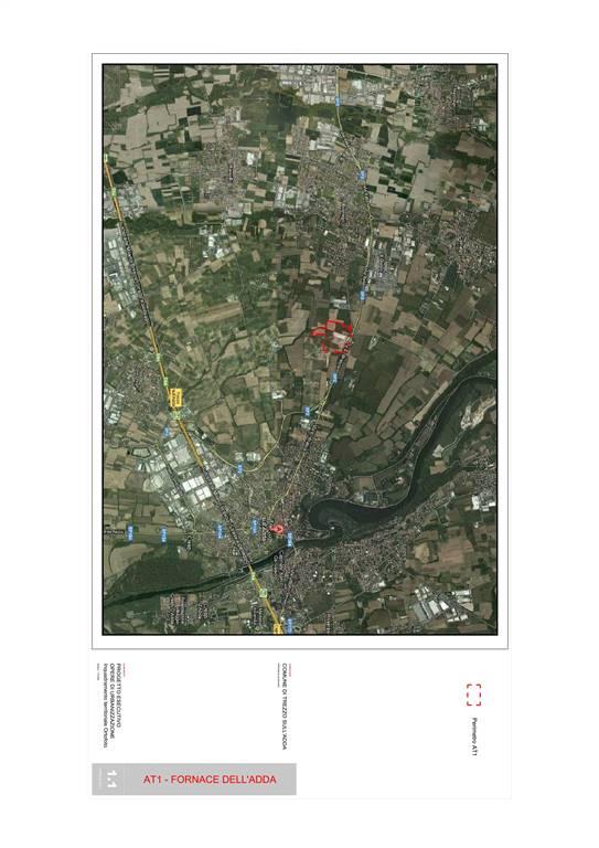 Terreno Edificabile Residenziale in Vendita a Trezzo sull'Adda