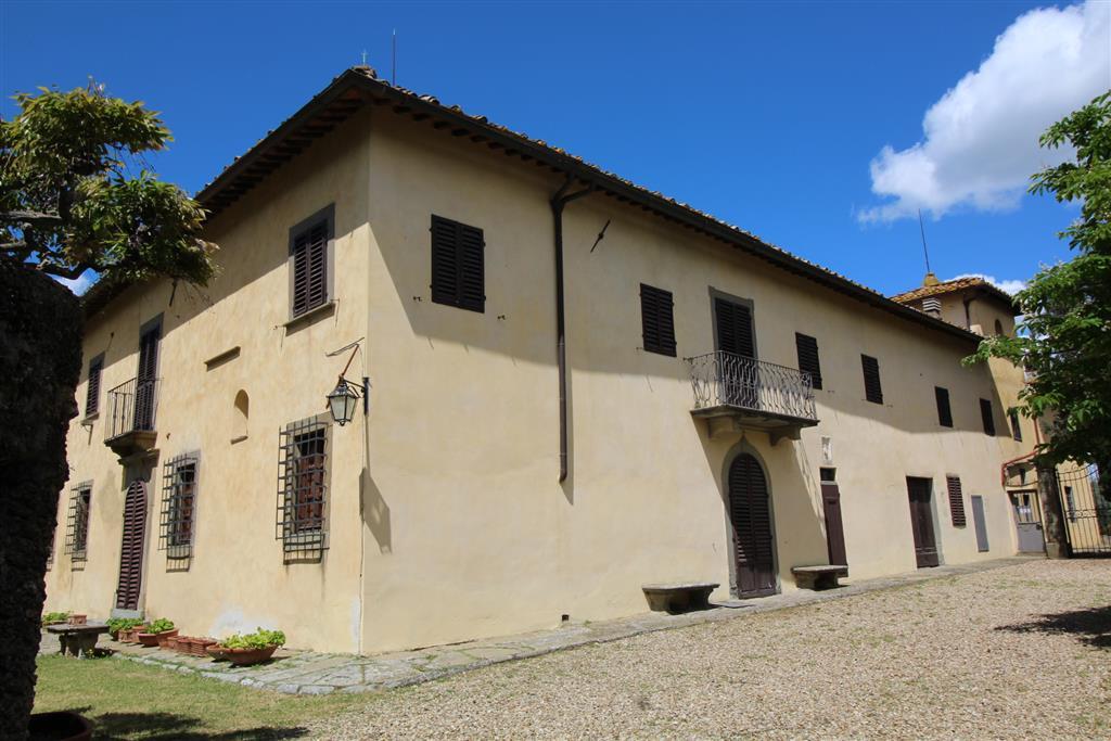 Villa in vendita a San Casciano in Val di Pesa, 20 locali, zona Zona: Sant'Andrea in Percussina, Trattative riservate | Cambio Casa.it