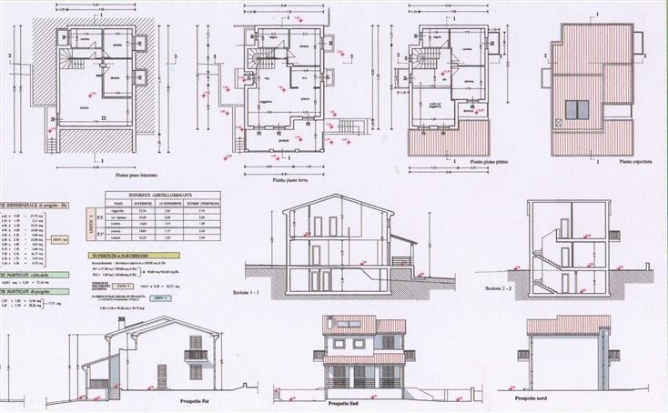 Villa in vendita a Ortonovo, 6 locali, zona Zona: Isola, prezzo € 480.000   Cambio Casa.it