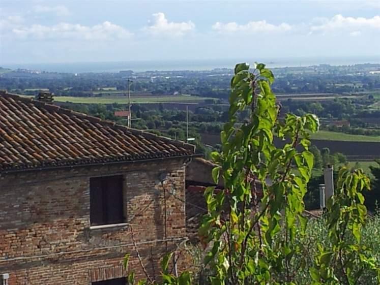 Appartamento in vendita a Monte San Vito, 3 locali, prezzo € 45.000 | Cambio Casa.it