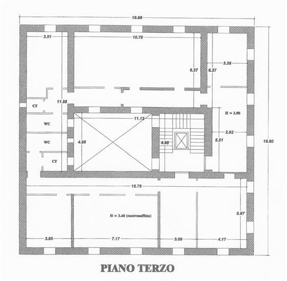 Ufficio / Studio in vendita a Ancona, 6 locali, zona Zona: Centro, Trattative riservate | Cambio Casa.it