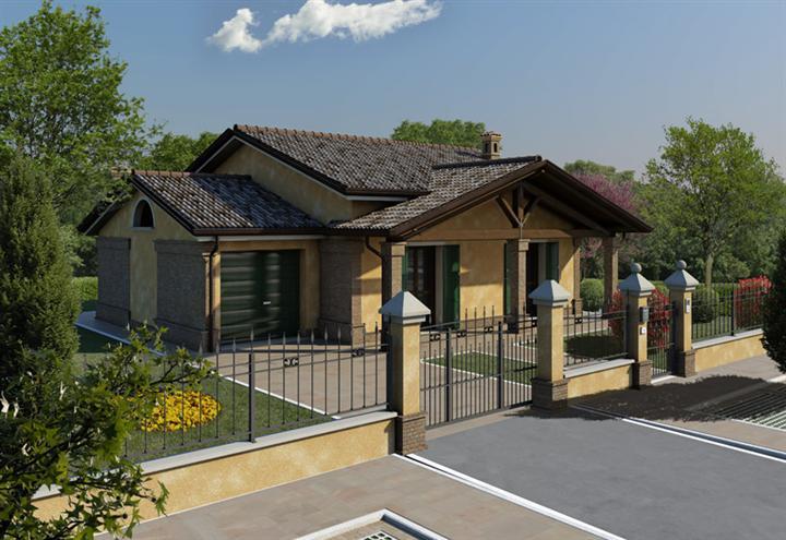 Villa in Vendita a Monsano