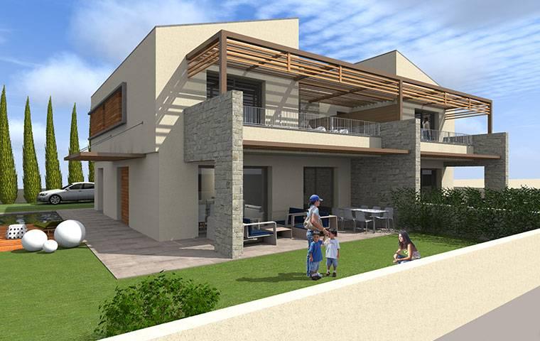Terreno Edificabile Residenziale in Vendita a Monsano
