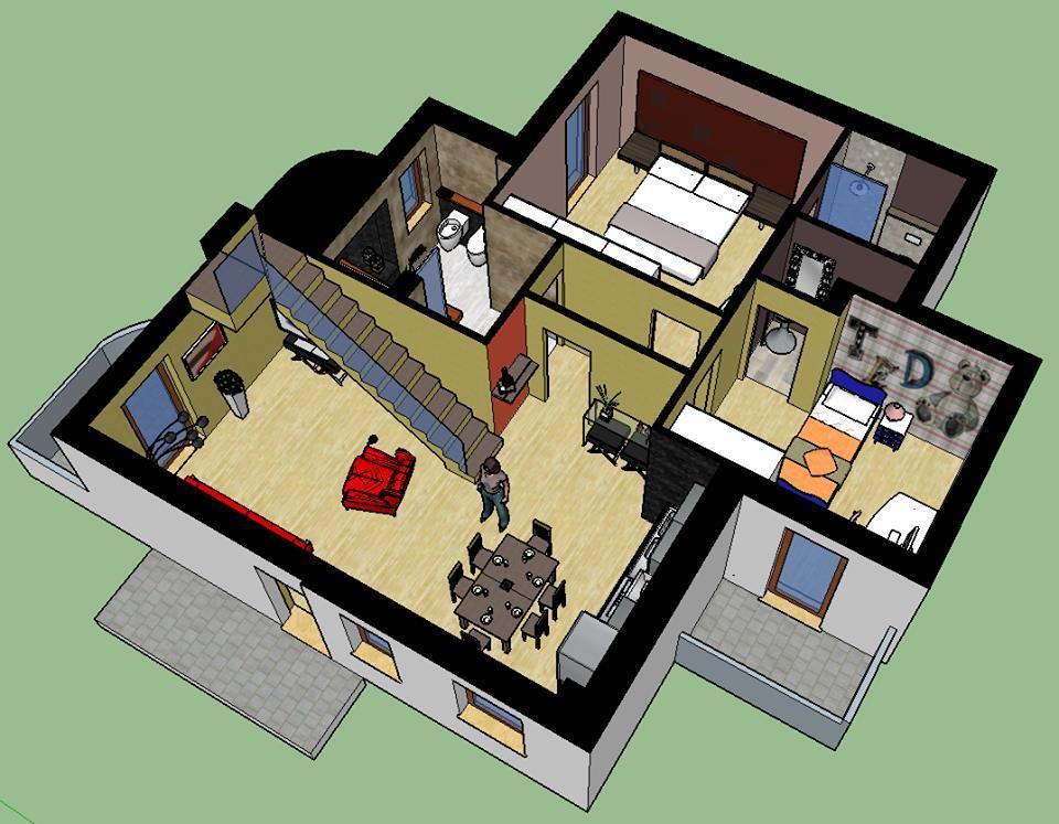 Soluzione Indipendente in vendita a Castelbellino, 5 locali, zona Zona: Pantiere, prezzo € 175.000 | Cambio Casa.it