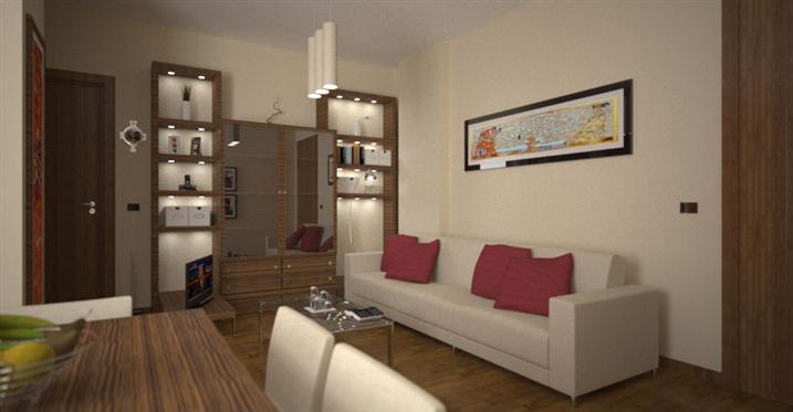 Appartamento in vendita a Monsano, 4 locali, prezzo € 99.000 | Cambio Casa.it