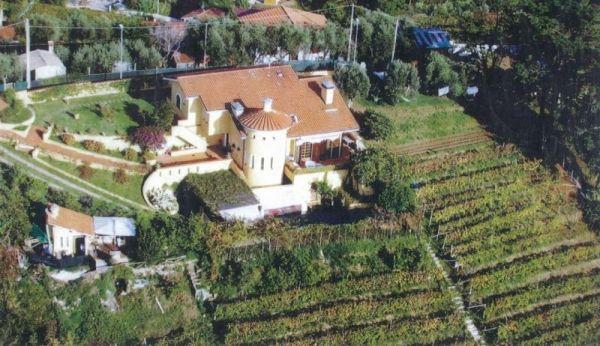 Villa in Via Dell'uva Grottini 13, Periferia, Massa