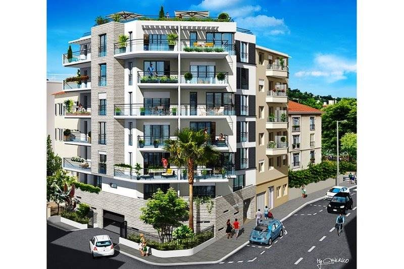 Full content: Apartment Sell - Nice (Alpes-Maritimes) - Code 17-FRNZ 100