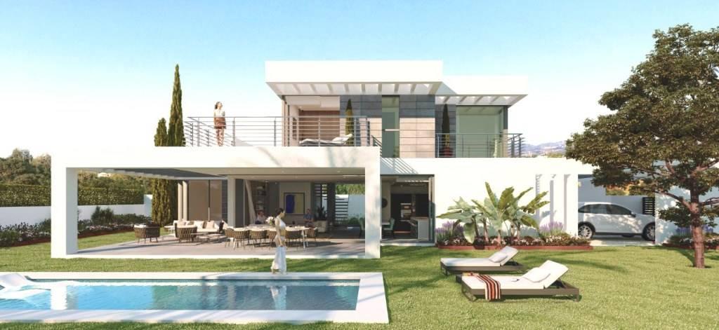 17 marbella 32 villa singola in vendita a marbella luxury and - Immobiliare marbella ...