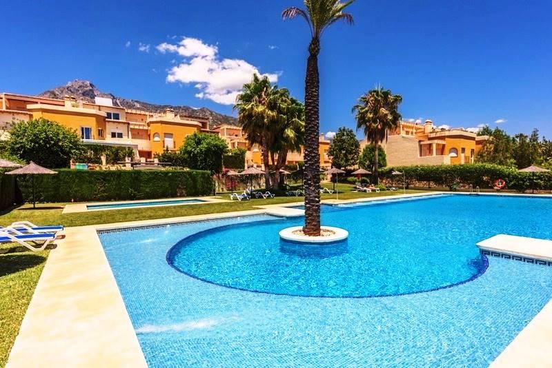Vai alla scheda: Villa singola Vendita - Marbella (Málaga) - Codice 17-Marbella 136