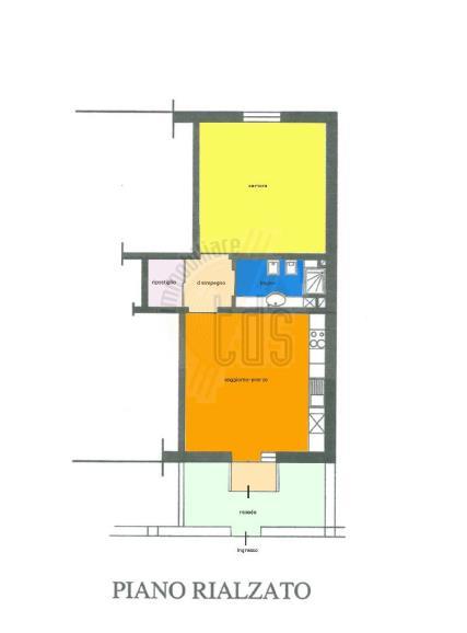 Soluzione Indipendente in vendita a San Giovanni Valdarno, 2 locali, zona Zona: Bani, prezzo € 45.000 | CambioCasa.it