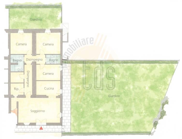 Soluzione Indipendente in vendita a Figline e Incisa Valdarno, 5 locali, zona Località: MATASSINO, prezzo € 340.000 | CambioCasa.it