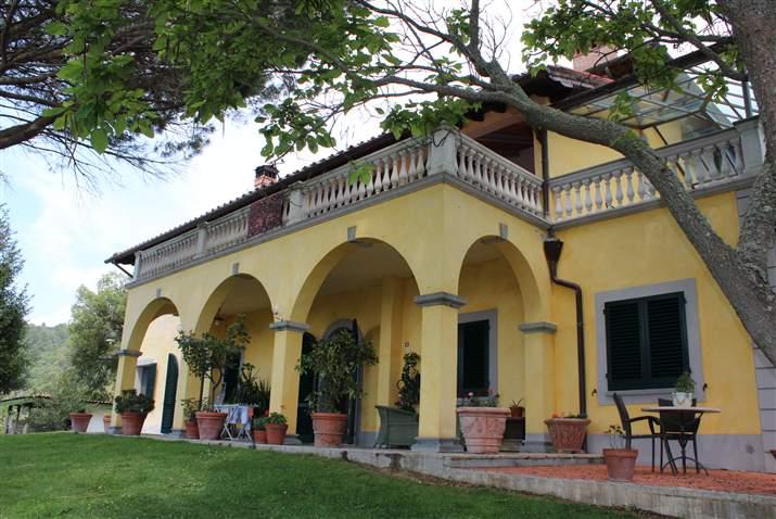 Azienda Agricola in Vendita a Bucine
