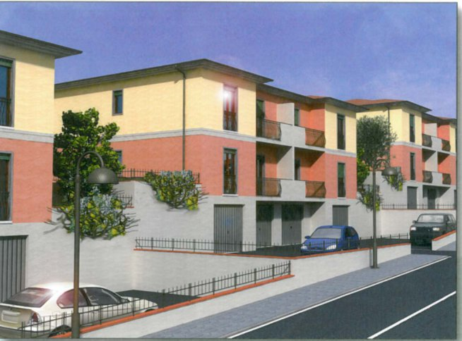 Trilocale, Cavriglia, in nuova costruzione