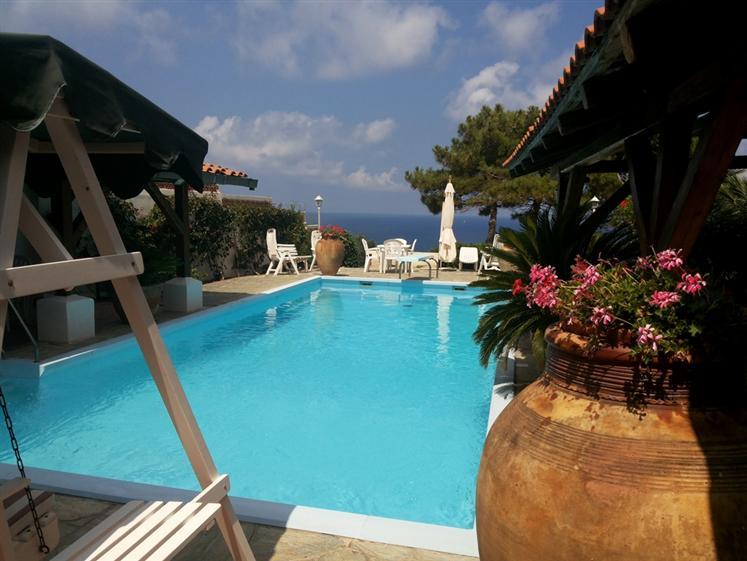 Villa in Rodia, Nord, Messina
