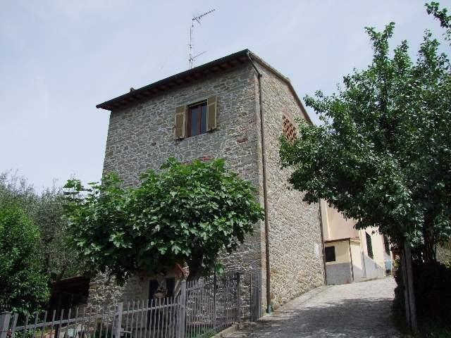 Colonica, Santa Brigida, Pontassieve, ristrutturata