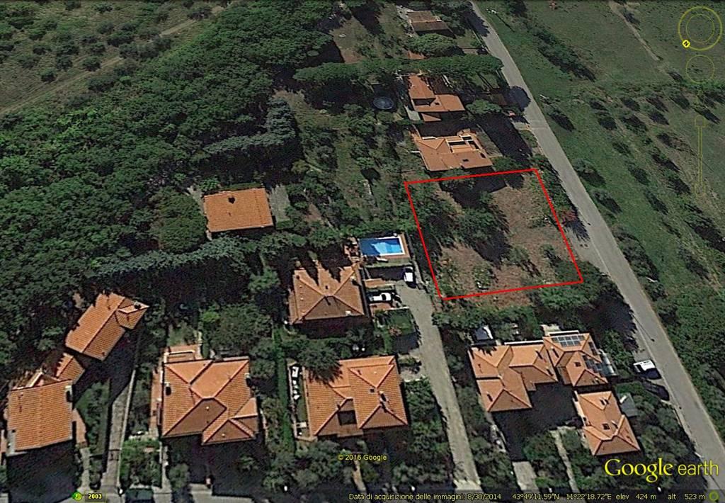 Terreno Edificabile Residenziale in vendita a Fiesole, 9999 locali, prezzo € 250.000 | Cambio Casa.it