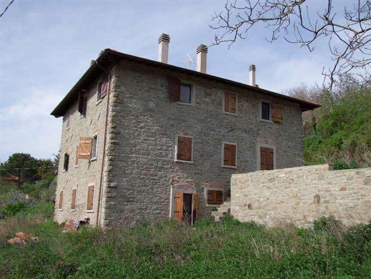 Soluzione Indipendente in vendita a Londa, 3 locali, zona Zona: Bucigna, prezzo € 85.000 | Cambio Casa.it