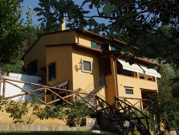Soluzione Indipendente in vendita a Rufina, 7 locali, prezzo € 770.000 | Cambio Casa.it