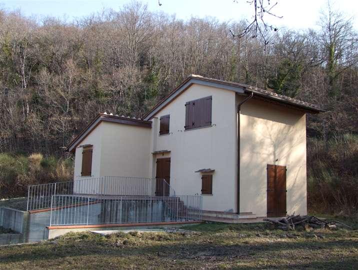 Villa in vendita a Londa, 4 locali, prezzo € 240.000 | Cambio Casa.it