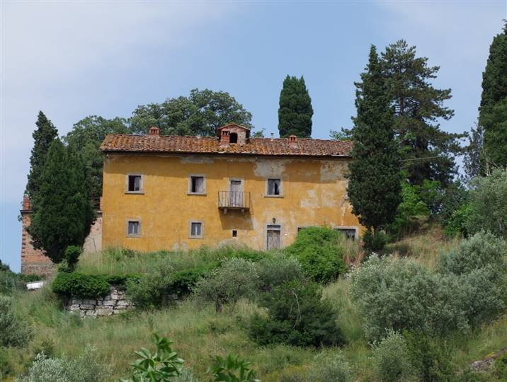 Soluzione Indipendente in vendita a Rufina, 10 locali, zona Zona: Castiglioni, prezzo € 510.000 | Cambio Casa.it