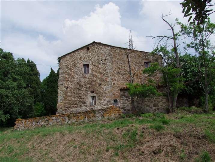 Soluzione Indipendente in vendita a Rufina, 10 locali, zona Zona: Castiglioni, prezzo € 215.000 | Cambio Casa.it