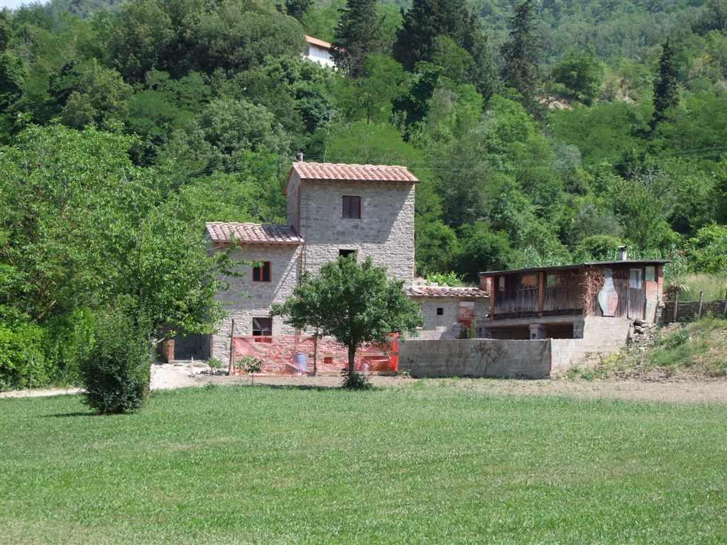 Colonica a RUFINA 6 Vani - Giardino