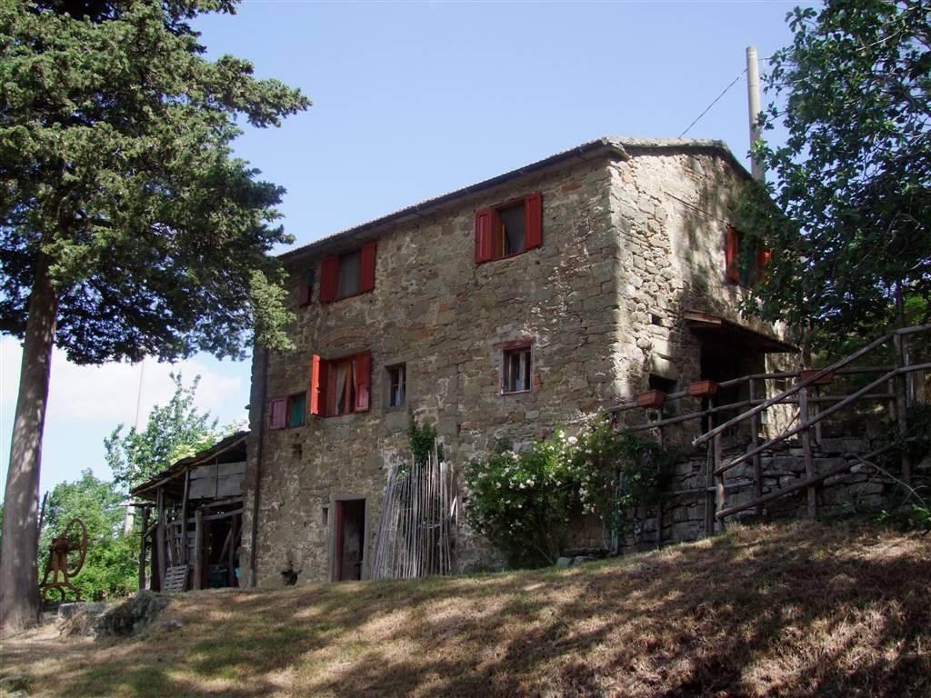 Soluzione Indipendente in vendita a Londa, 4 locali, zona Zona: Vierle (Chiesa), prezzo € 178.000 | CambioCasa.it
