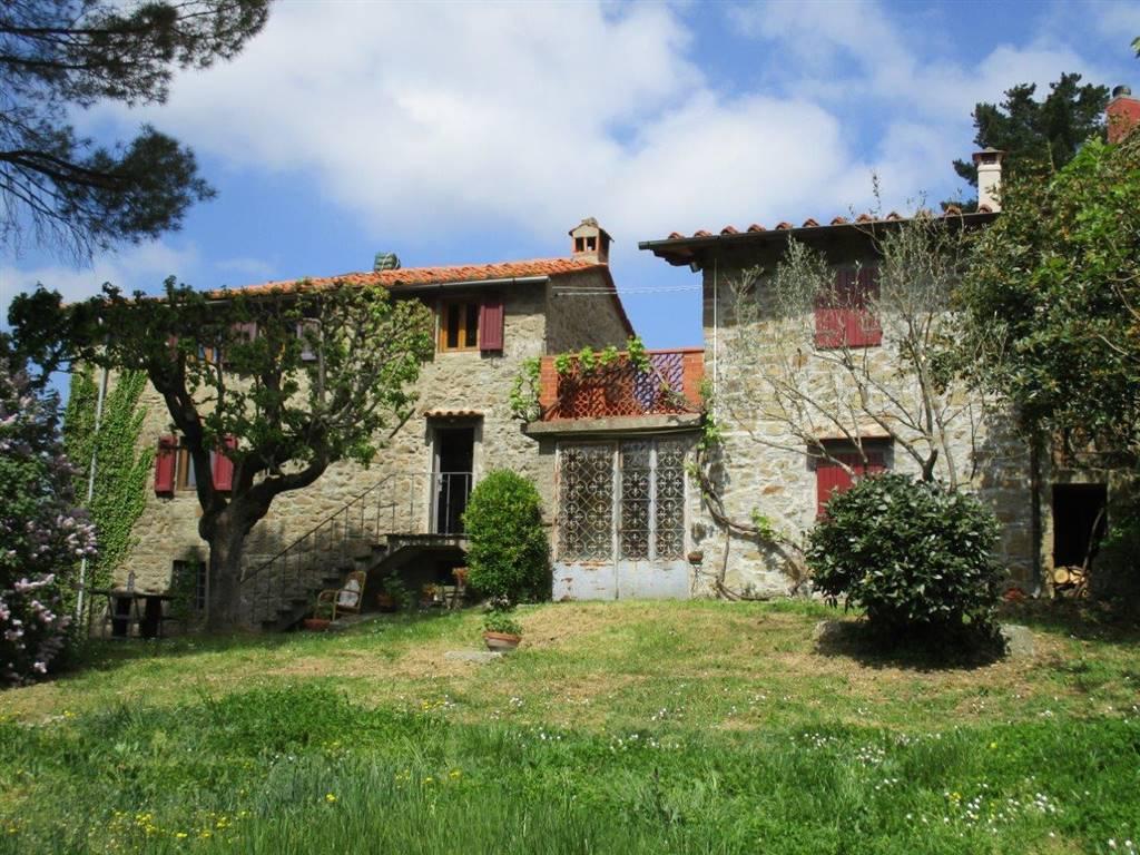 Soluzione Indipendente in vendita a Londa, 5 locali, zona Zona: Vierle (Chiesa), prezzo € 195.000 | CambioCasa.it