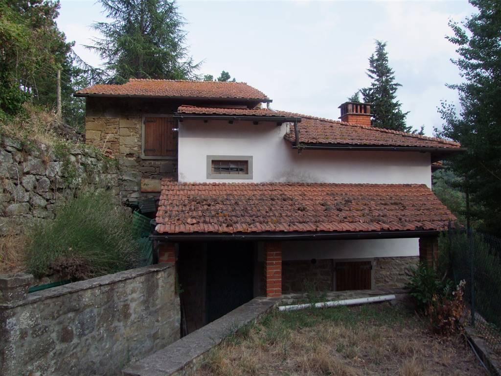 Soluzione Indipendente in vendita a Londa, 7 locali, zona Zona: Vierle (Chiesa), prezzo € 150.000 | CambioCasa.it