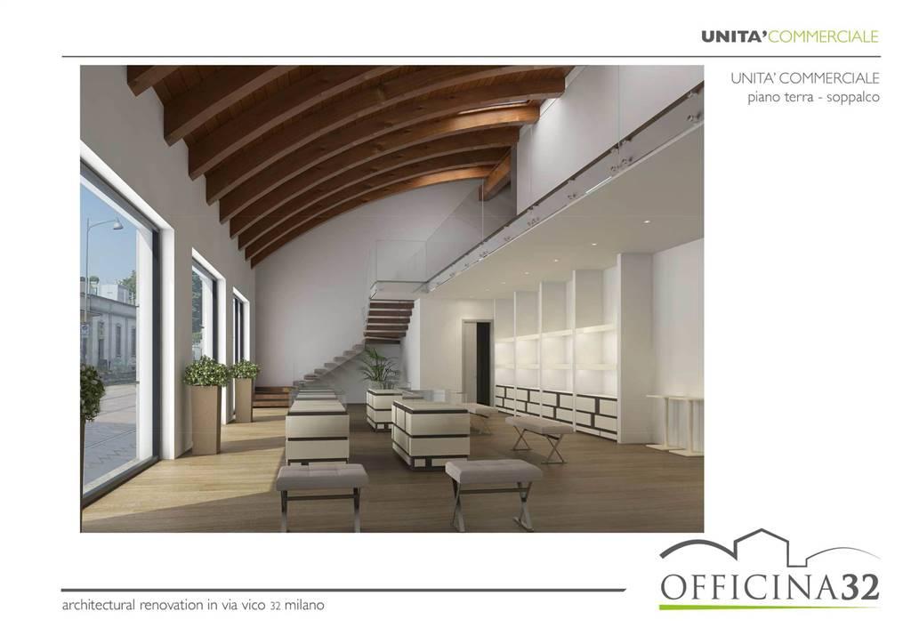 Nuova costruzione in Via Gian Battista Vico 32, P.ta Genova, Romolo, Solari, Milano