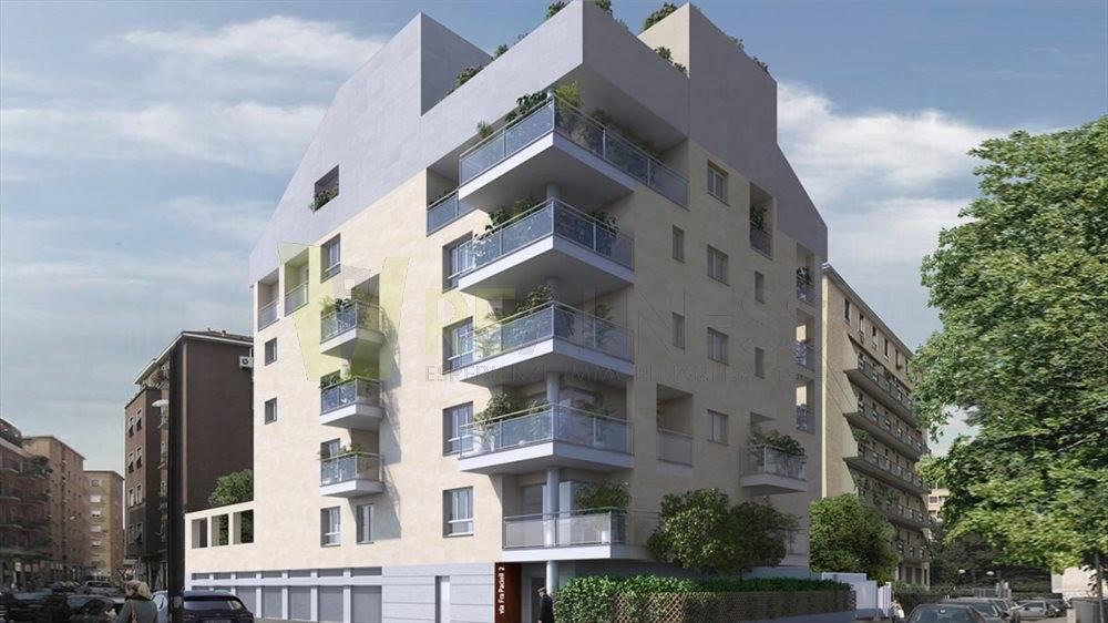 Nuova costruzione in Via Fra Luca Pacioli 2, P.ta Genova, Romolo, Solari, Milano