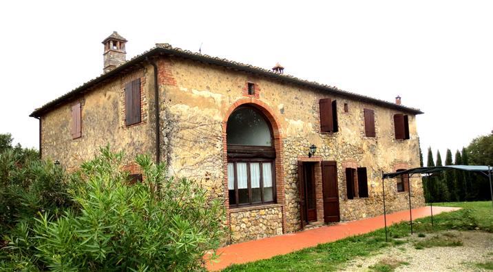 Rustico / Casale in vendita a Monteriggioni, 8 locali, prezzo € 750.000 | Cambio Casa.it