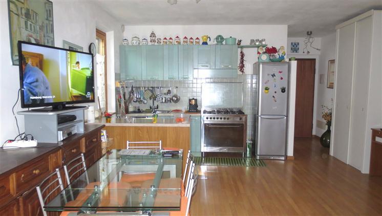 Appartamento in vendita a Asciano, 4 locali, zona Zona: Arbia, prezzo € 235.000 | Cambio Casa.it