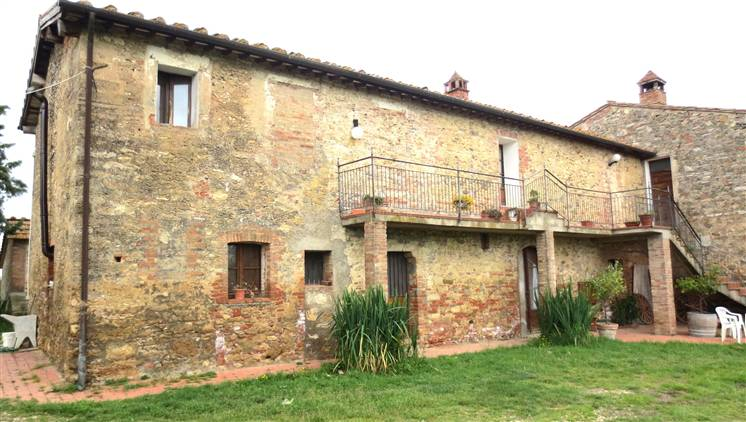 Azienda Agricola in vendita a Asciano, 9999 locali, Trattative riservate | Cambio Casa.it