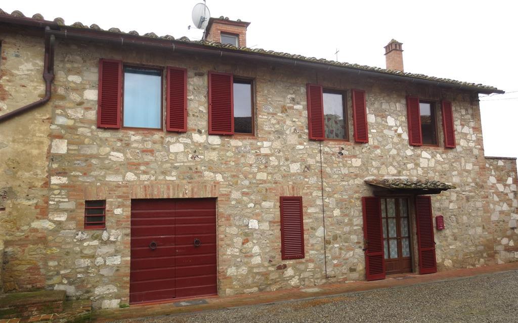 Soluzione Indipendente in vendita a Castelnuovo Berardenga, 6 locali, zona Località: GUISTRIGONA, prezzo € 235.000 | Cambio Casa.it