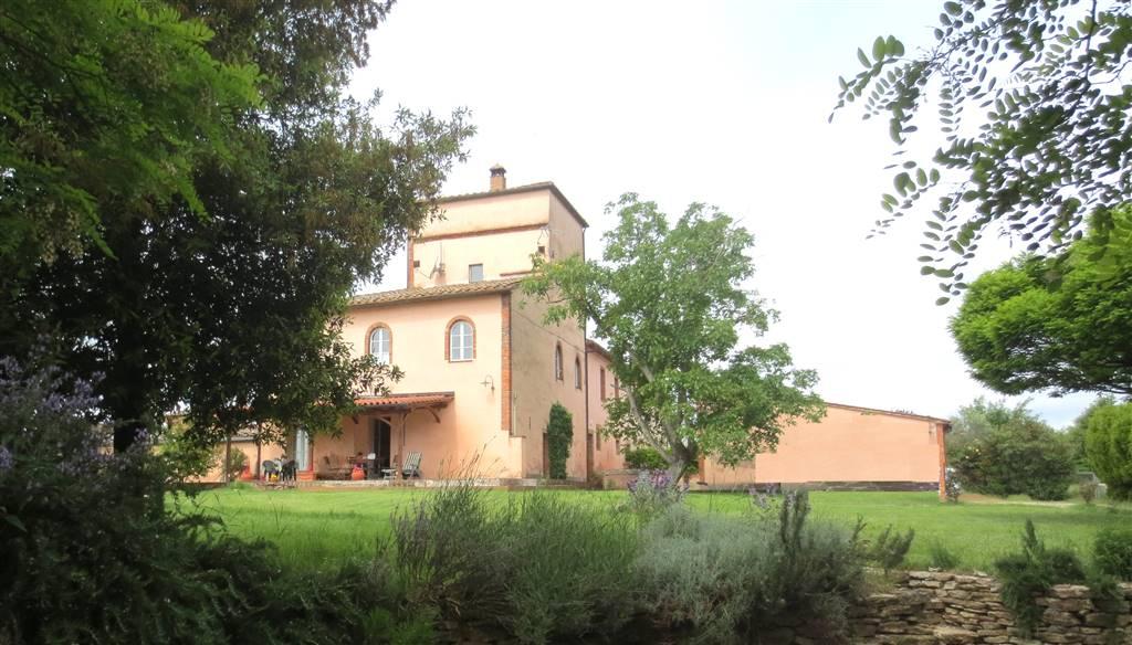Villa in vendita a Castelnuovo Berardenga, 15 locali, prezzo € 1.300.000 | CambioCasa.it