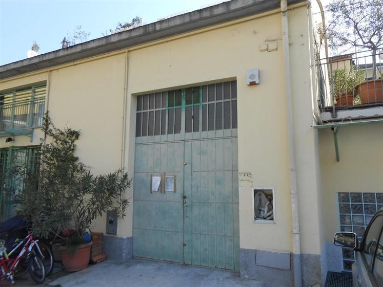 Laboratorio in Via Barrili, P.ta Genova, Romolo, Solari, Milano