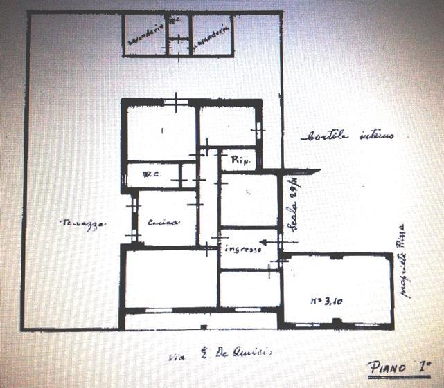 Appartamento, Semicentro, Caltanissetta, abitabile