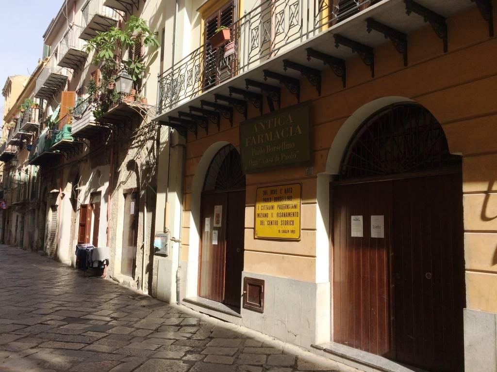 Soluzione Indipendente in vendita a Palermo, 2 locali, zona Zona: Centro storico, prezzo € 57.000 | Cambio Casa.it