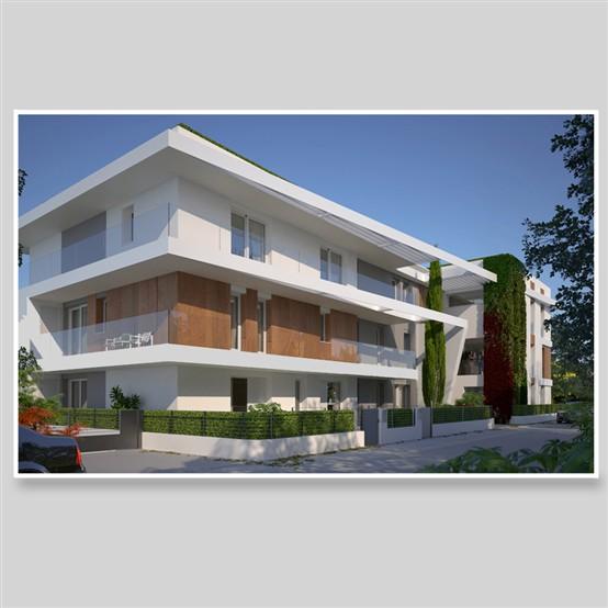 Appartamento in vendita a Bassano del Grappa, 4 locali, prezzo € 405.000 | CambioCasa.it