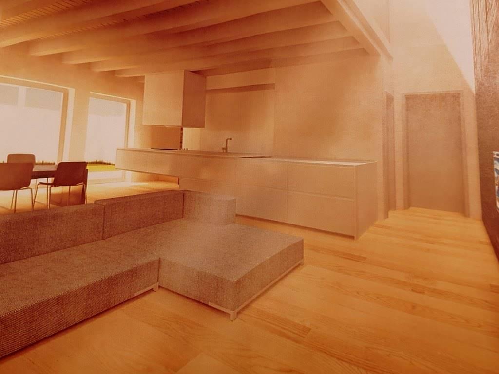 Loft / Openspace in vendita a Padova, 3 locali, zona Zona: 6 . Ovest (Brentella-Valsugana), prezzo € 259.000 | CambioCasa.it