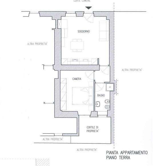 Appartamento Affitto Merate