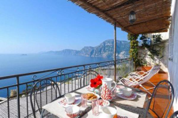 Villa in vendita a Praiano, 5 locali, Trattative riservate | Cambio Casa.it