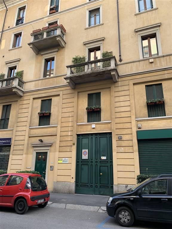 garage-Box-posto auto  in Affitto a Milano
