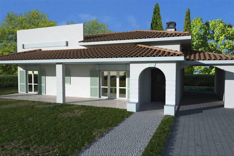 Villa Bifamiliare in vendita a Grosseto, 5 locali, zona Località: CITTADELLA, prezzo € 320.000 | Cambio Casa.it