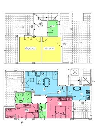 Attico / Mansarda in vendita a Grosseto, 6 locali, zona Località: REGIONI, prezzo € 320.000 | Cambio Casa.it