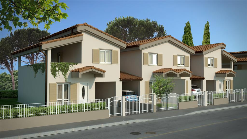 Villa a schiera in vendita a grosseto zona cittadella for Villette a schiera moderne